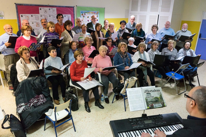 El coro más grande de Hortaleza