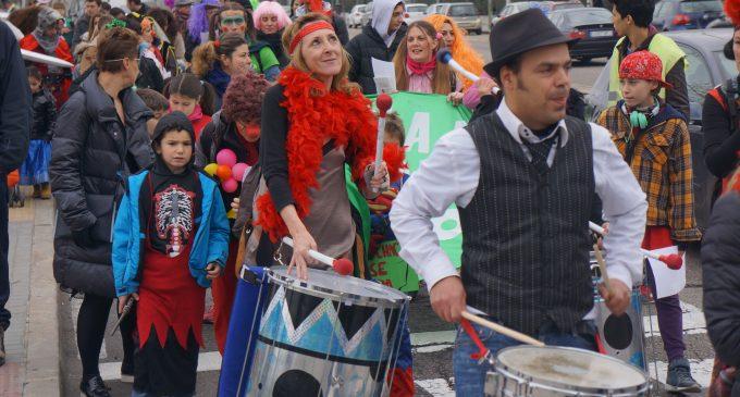Hortaleza se prepara para el Carnaval