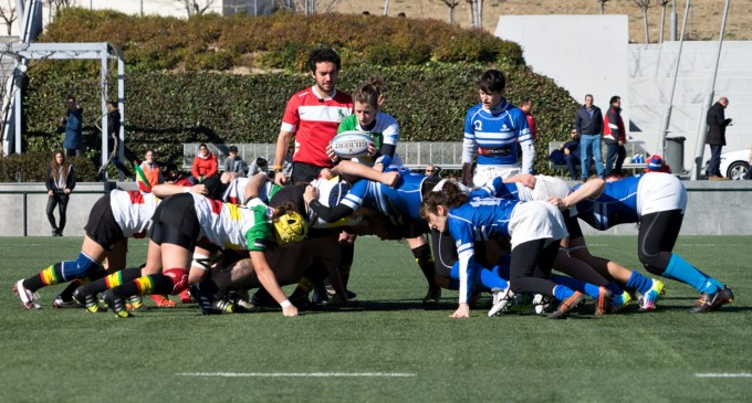 Rugby: el tercer tiempo se juega en Hortaleza