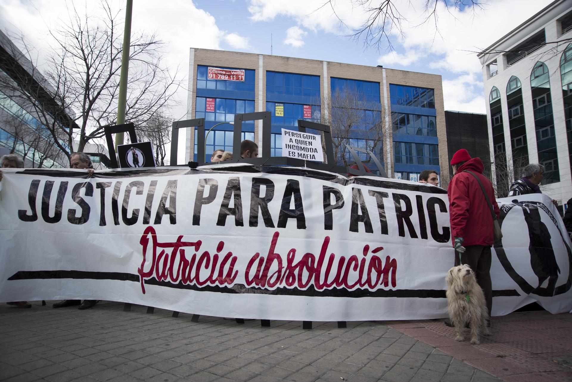 Sentencia agridulce para el caso Patricia