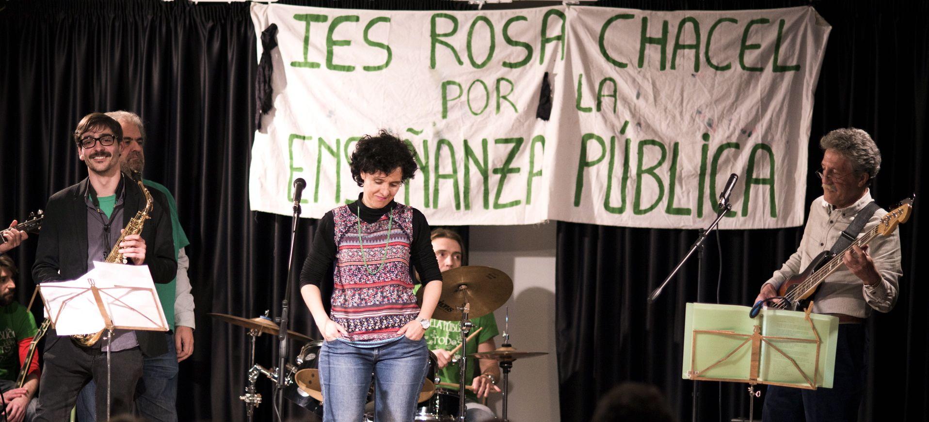 El Rosa Chacel salva, de momento, la ESO