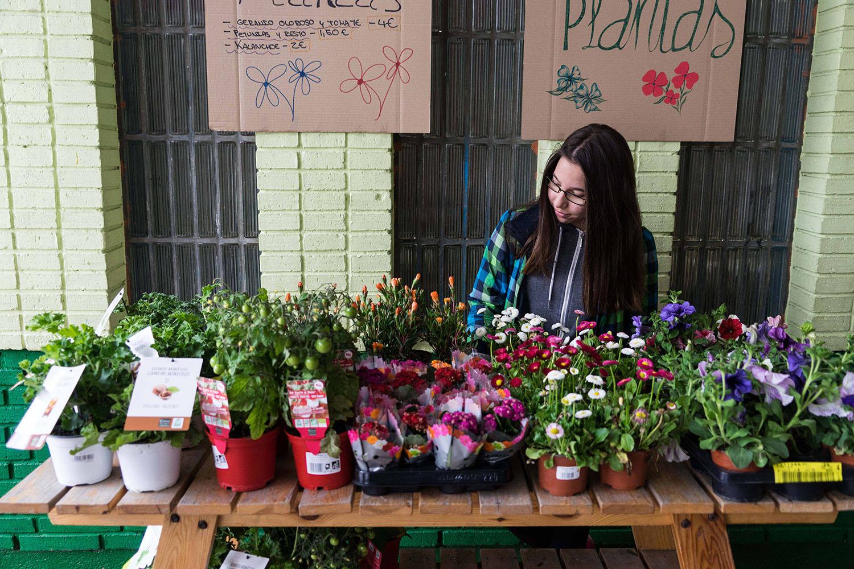 El proyecto de compostaje comunitario gana adeptos