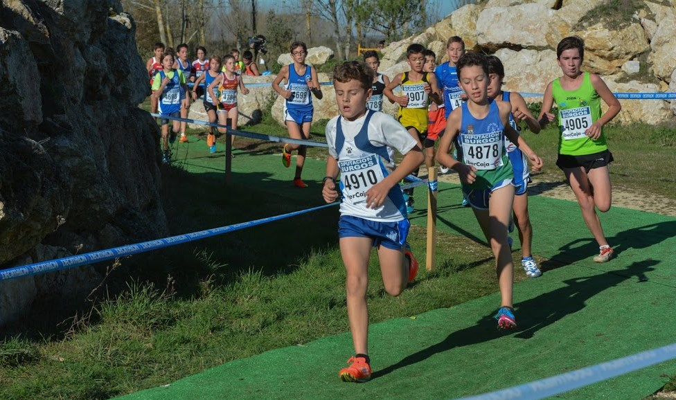 Sporting Hortaleza atletismo junior