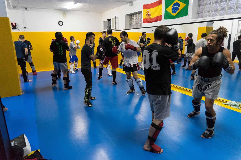 Artes marciales, artes sociales