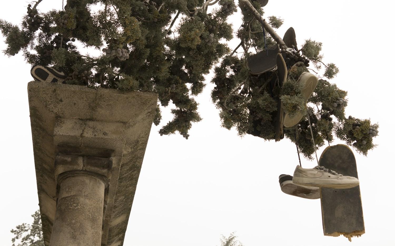 El deterioro de los rincones históricos de Hortaleza