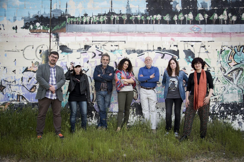Artistas plásticos, arte y barrio
