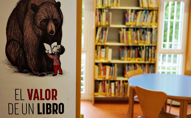 La biblioteca de Hortaleza convoca un concurso de cuentos