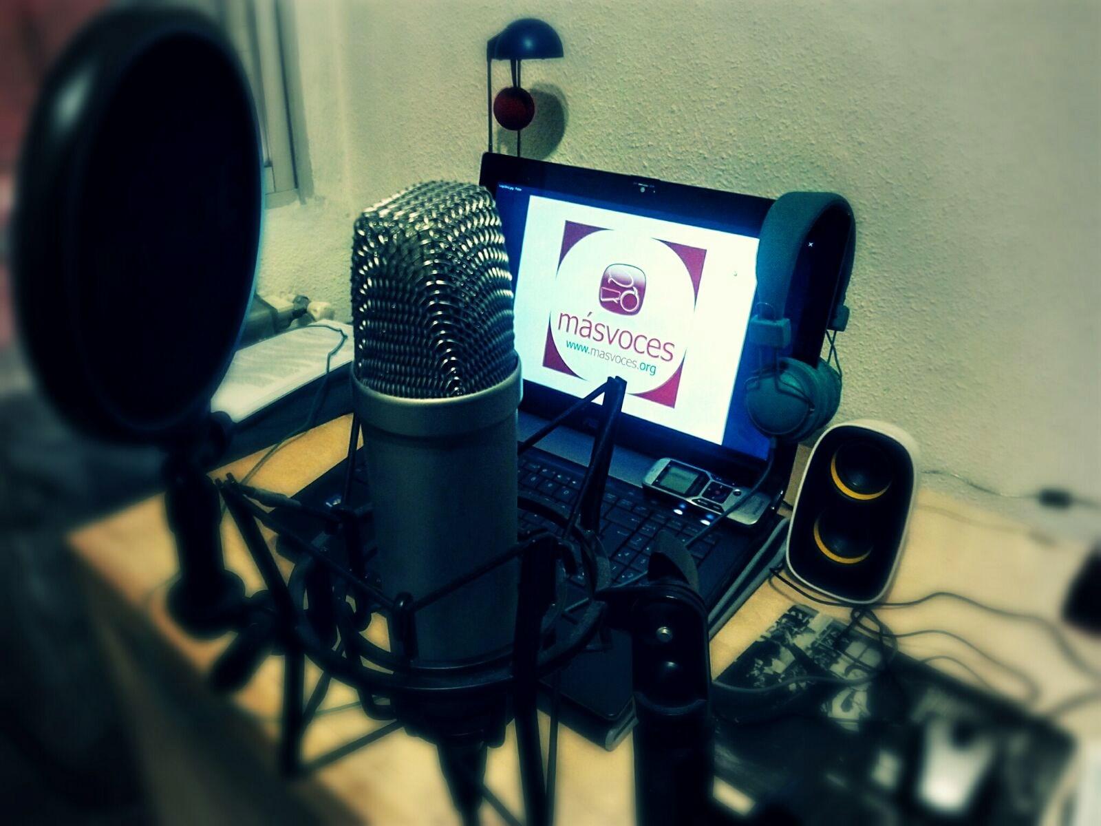 Vuelve 'Más Voces', el informativo de las radios libres y comunitarias