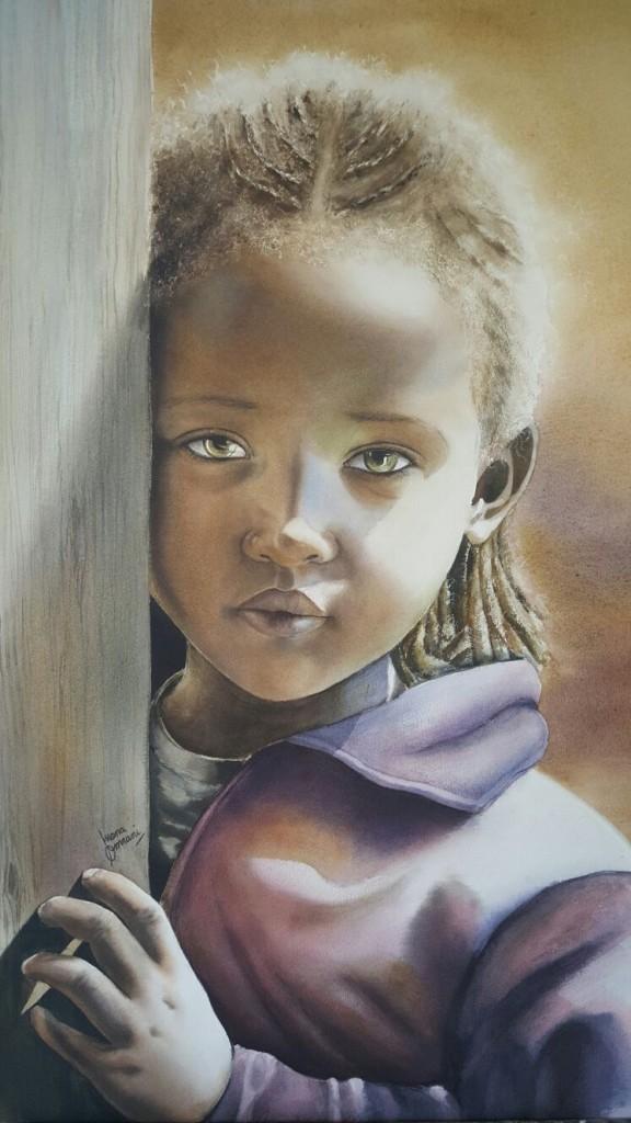 Niña, de Mona Omrani