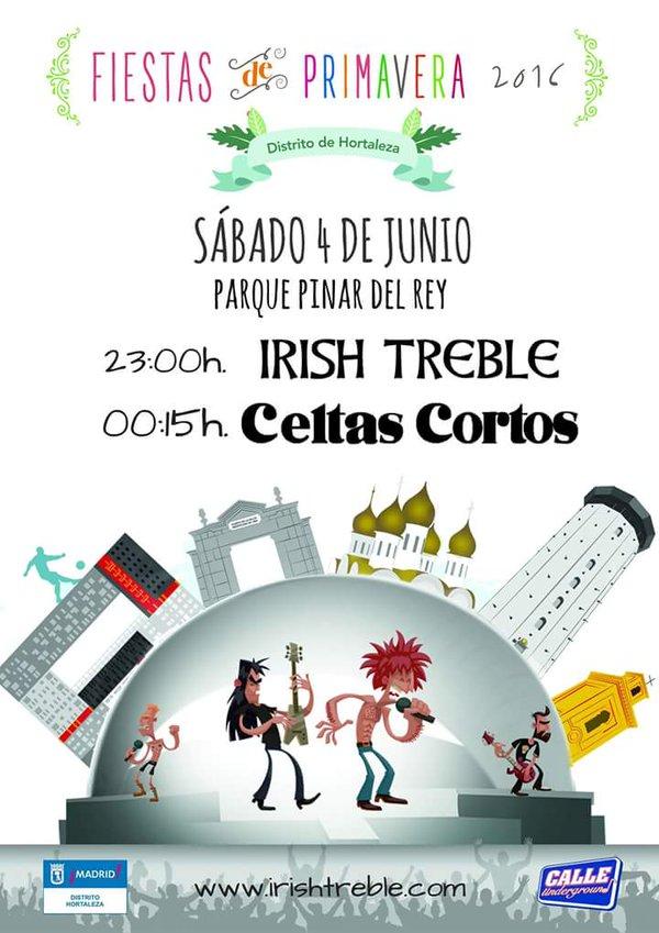 Celtas Hortaleza