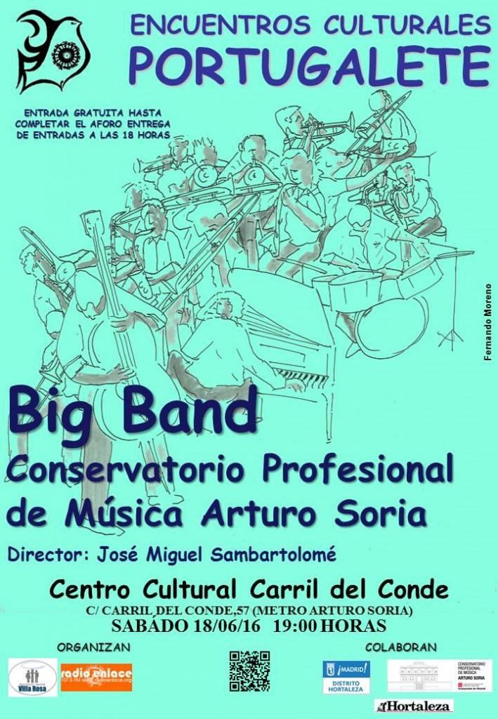 Concierto Portugalete Junio 2016