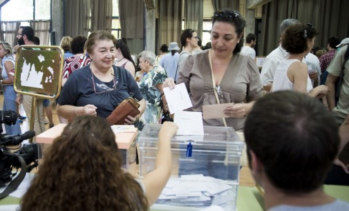La derecha gana las elecciones en Hortaleza