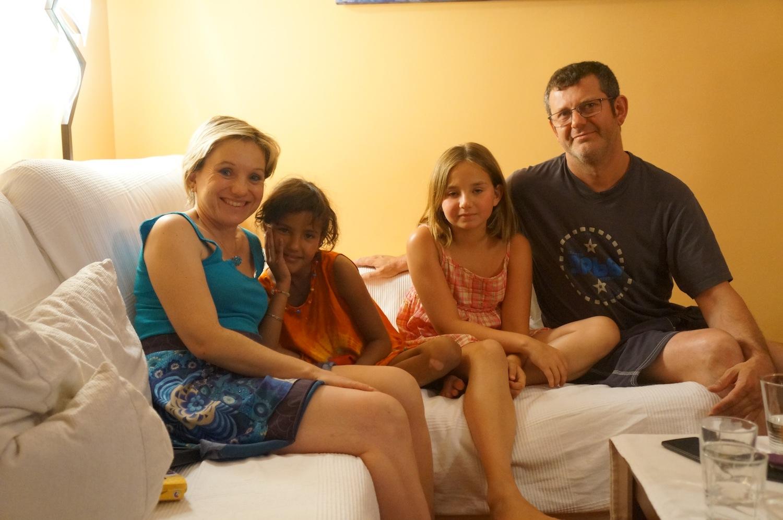 Vacaciones en Paz: acoge una sonrisa y comparte una ilusión