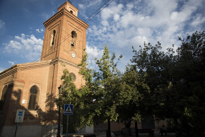 Los Paúles buscan un nuevo proyecto para la plaza de la Iglesia de Hortaleza
