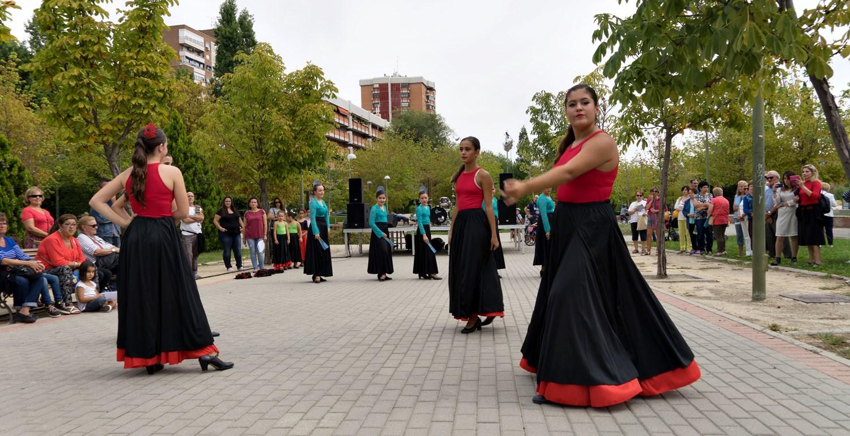 Las asociaciones de Hortaleza celebran su fiesta