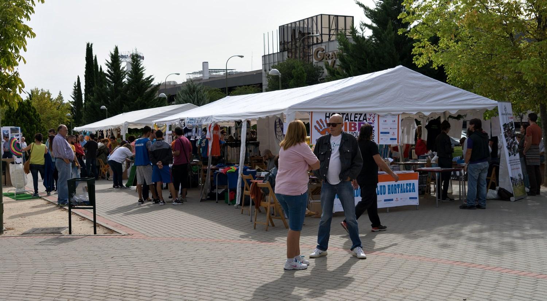 La Feria de Asociaciones de Hortaleza ya está en marcha
