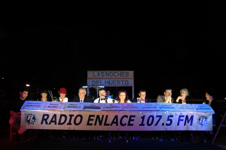 Noches del Huerto, la esencia de las radios comunitarias