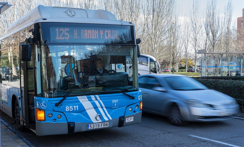 Autobuses gratuitos con itinerarios incompletos