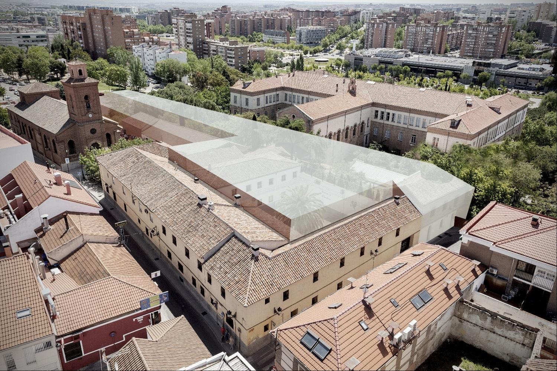 El gimnasio de los Paúles salva los tribunales