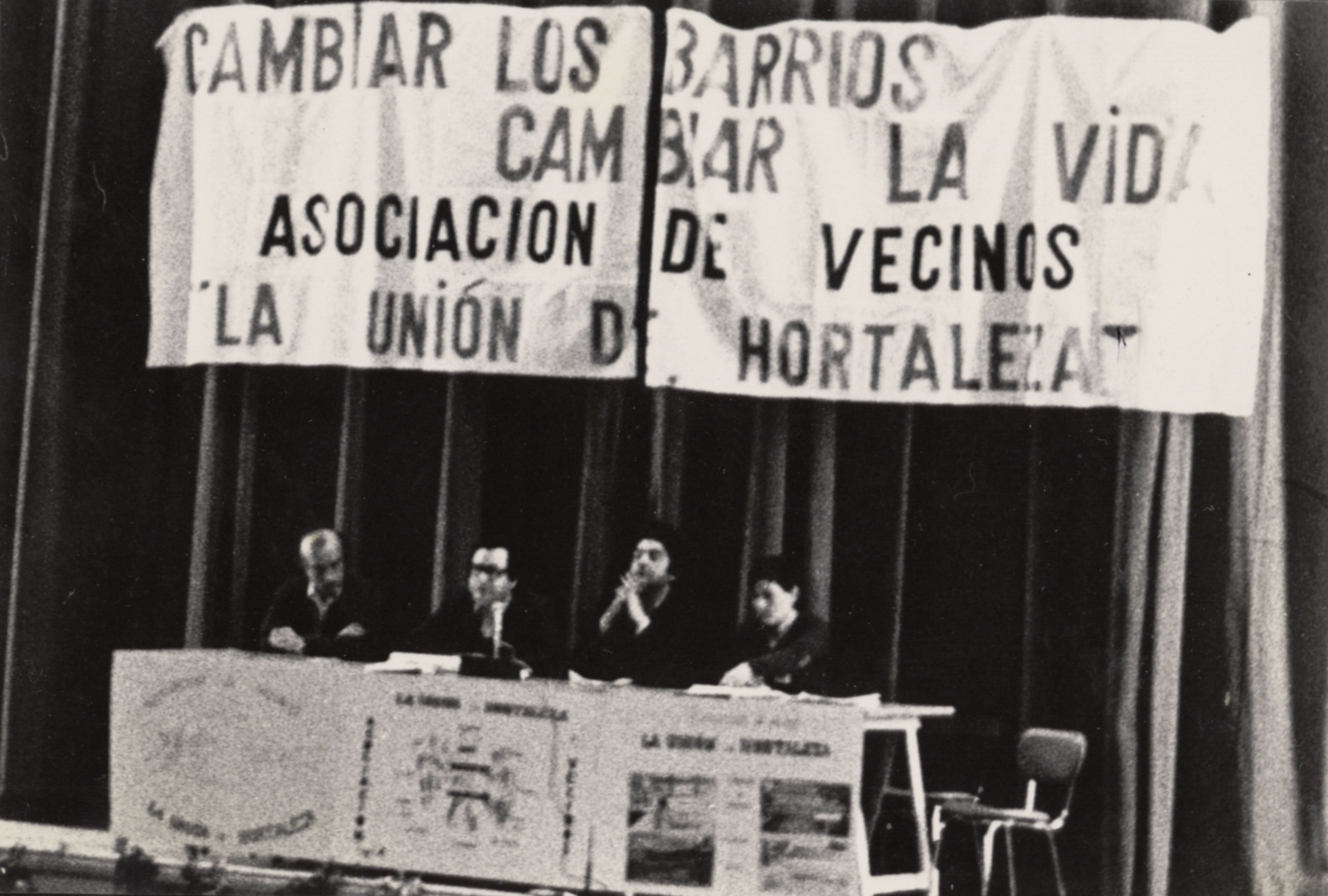 La Unión de Hortaleza, 40 años de lucha vecinal