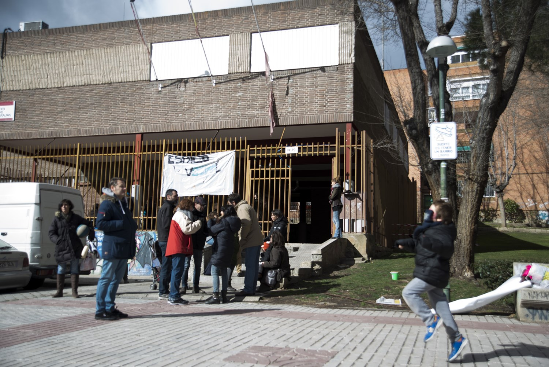 La Comunidad de Madrid no cede el colegio Pedro de Alvarado