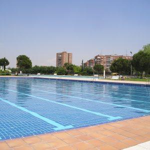 Las piscinas de Hortaleza abren en San Isidro