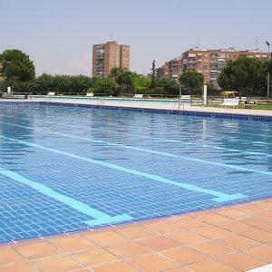 La piscina olímpica de Hortaleza quedará reducida casi a la mitad
