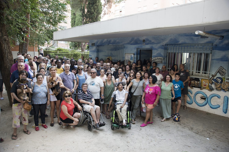 La Comunidad de Madrid reclama en Manoteras una deuda impagable