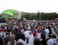Gerardo Núñez y la Banda Sinfónica Municipal, protagonistas de Veranos de la Villa en Hortaleza