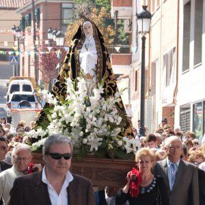 Las fiestas patronales de Hortaleza se suspenden