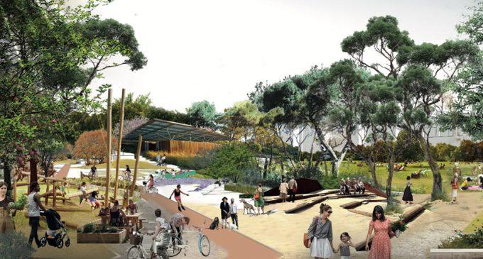 Hortaleza decide la Plaza Cívica Mar de Cristal