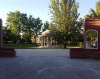 La situación del parque Villa Rosa, protagonista del primer Pleno de Hortaleza del año