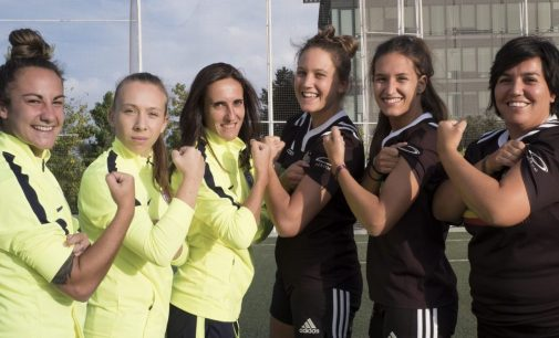 El deporte femenino de Hortaleza, en la élite