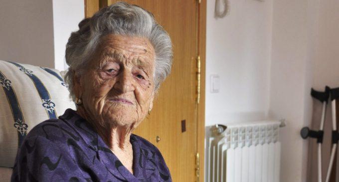 La abuela de Hortaleza