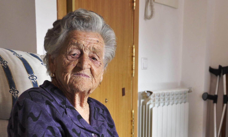 La abuela de Hortaleza ya tiene su plaza