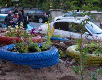 Jardines vecinales contra el abandono