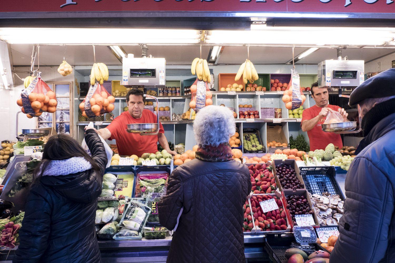 Los últimos mercados de Hortaleza
