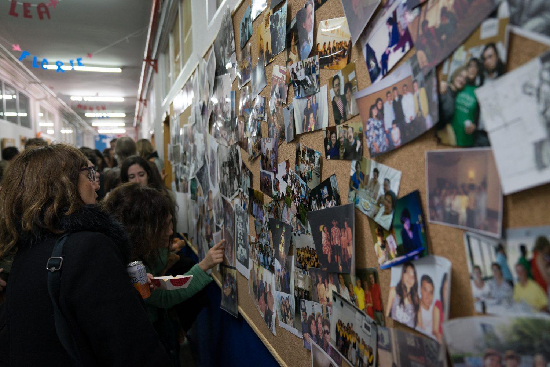 Una fiesta multitudinaria para celebrar los 50 años del primer instituto del barrio