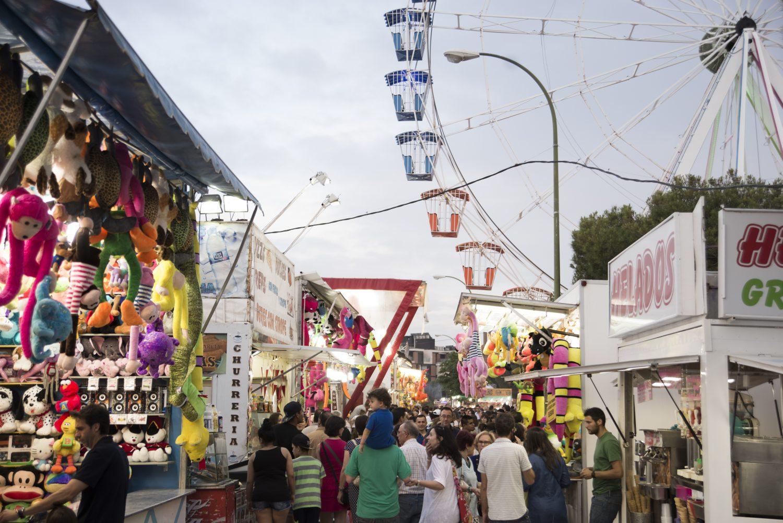 Las Fiestas de Hortaleza buscan cartel