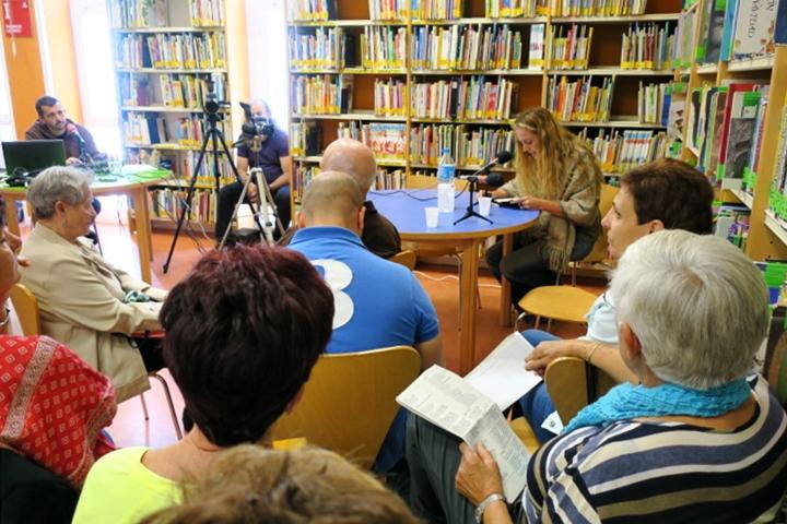 Radio y biblioteca unidos por el Día del Libro