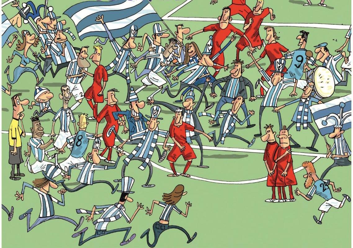 El primer torneo de oncofútbol de Madrid será en Hortaleza