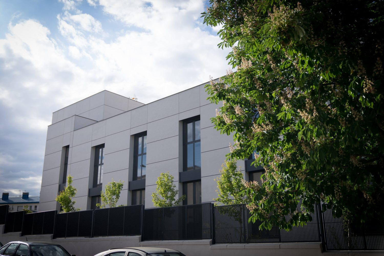 La Casa de las Mujeres de Hortaleza abrirá en junio