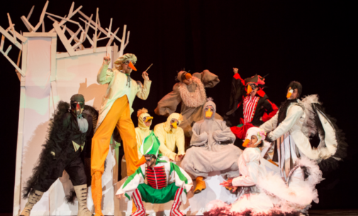 Arranca el primer Festival de Teatro Escolar en Hortaleza