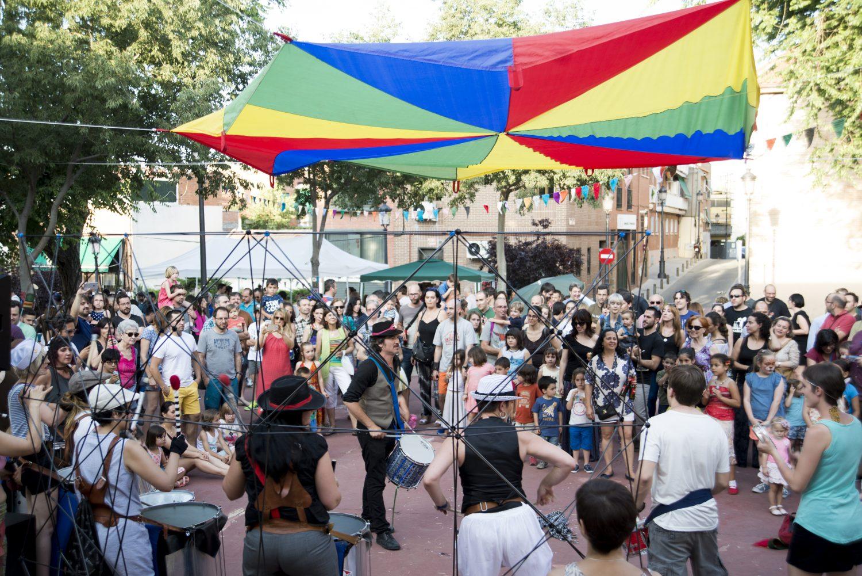 La fiesta en Hortaleza se prolonga todo el verano
