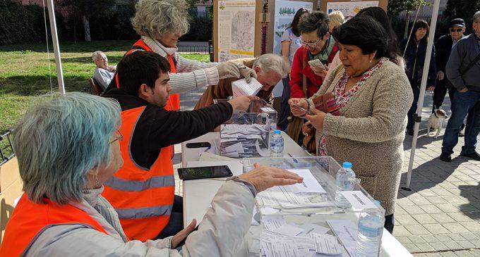 Último día para votar en los presupuestos participativos de Hortaleza
