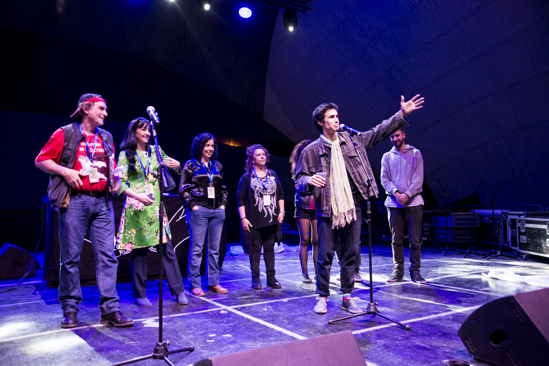 Mestizaje y punk rock, ganadores del certamen Roberto Mira