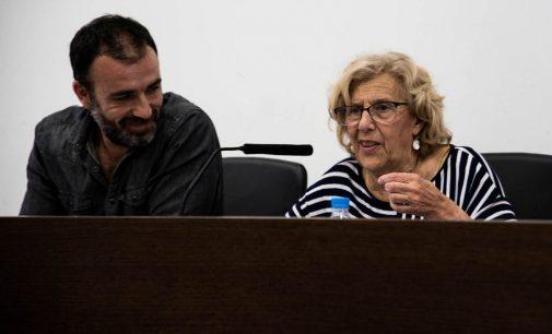 Segundo encuentro vecinal con Manuela Carmena en Hortaleza