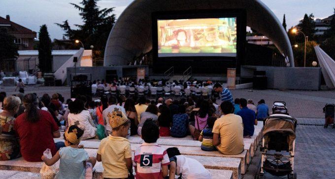 El cine vuelve por verano a Hortaleza