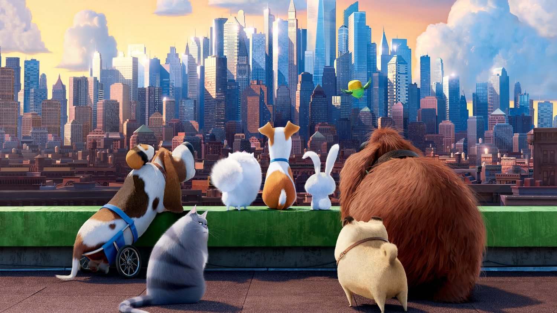 Cine de verano de Hortaleza: Mascotas