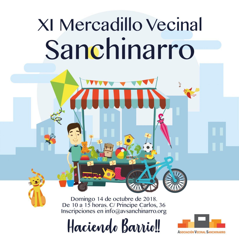 Xi Mercadillo Vecinal De Sanchinarro Hortaleza Periodico Vecinal